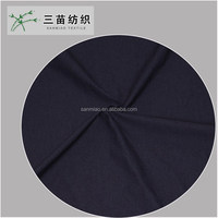 Yarn Dyed Washed Cotton Lycra Knitted Denim Fabric Composition