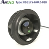 high efficiency industrial suction blower fan 24v for machine cooling