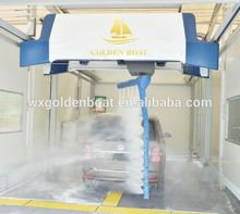 Foam function used touchless car wash machine ODM available