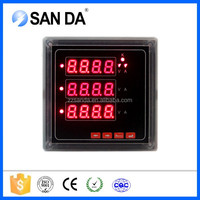 Voltmeter & Ammeter 2-in-1 Multimeter,Digital Panel Meter from China Manufacturer