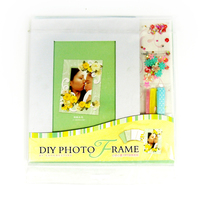 DIY photo frame kit