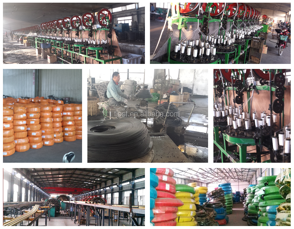 Factory direct supply high pressure hydraulic rubber hose