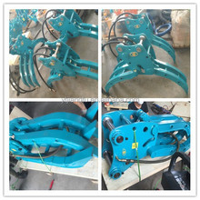 Hydraulic grapple,hydraulic thumb,excavator attachment