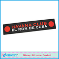 China manufacture cheap price custom logo PVC bar mat,promotion advertising bar mat for party