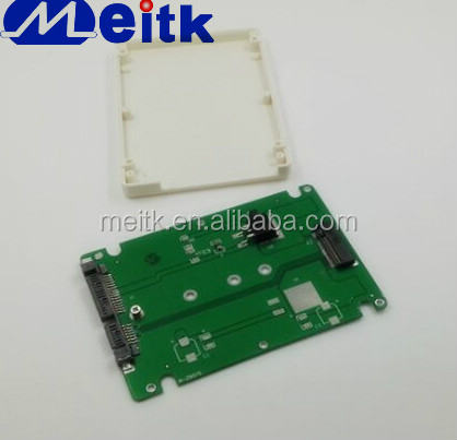 Factory Price adapter msata mini pcie to sata convertor card