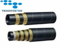 China High Quality High Pressure Rubber Hydraulic Hose