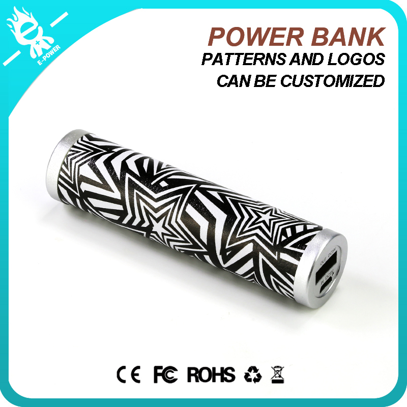 2016 hot selling 6 colors perfume 2600mah power bank of best selling products in america