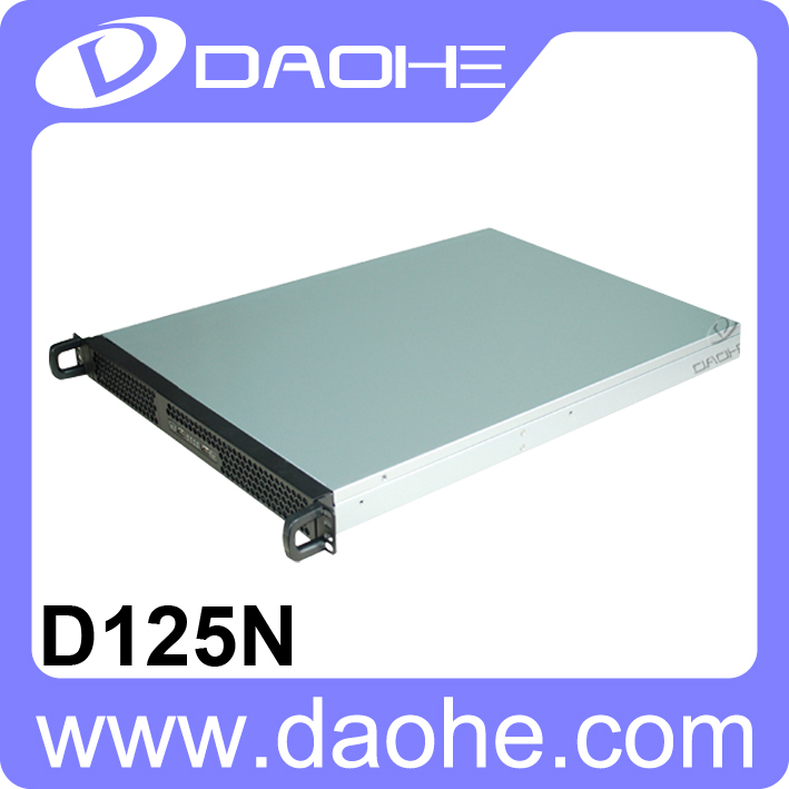 2016 New Hot Sale 1U 2bays 550mm Storage Server Case Rackmount Aluminium Chassis(free sample is provided)
