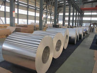 CC or DC material aluminum coil for ceiling, roofing, channel letter, decoration, gutters