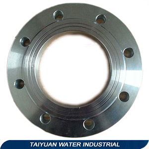 SS316 TAWIL ANSI class 3000 flange with flexible rubber coupling