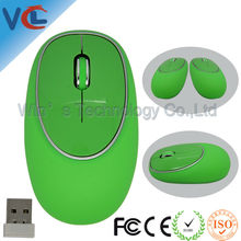 2.4G silicone wireless mouse,soft touch mouse, rubber mouse