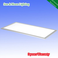 LED panel light ultra thin style 30X120 size 40W 3years warranty