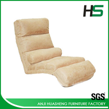 Relax folding recliner hotel lounge chair