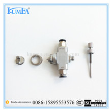 Stainless steel air atomization spraying nozzles