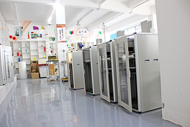 Multi-function MINGDA MD-6S Lare build size 300*300*600mm high precision Industrial large 3d printing machine