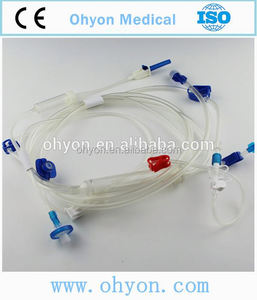 Universal Disposable dialysis blood lines for sale gambro hemodialysis machine manufacturers CE/ISO