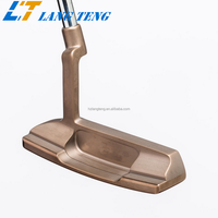 OEM Zinc Alloy Casting Golf Putter for Golf Club