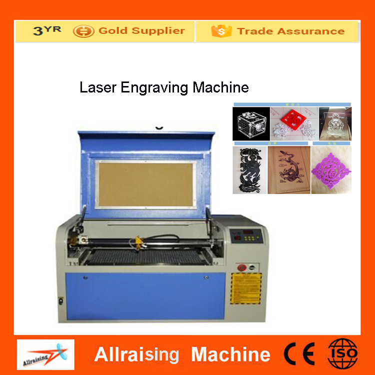 Desktop Laser Engraver and Cutter for Glass/ wood/ Leather / Marbel /Paper