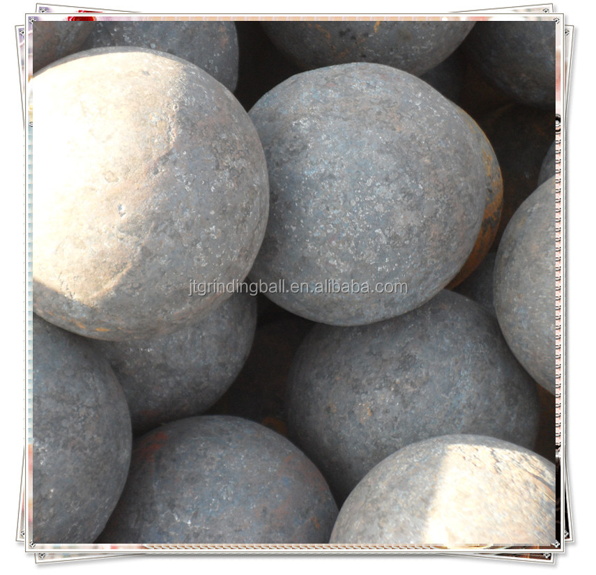 40mm forged grinding steel ball for ball mill