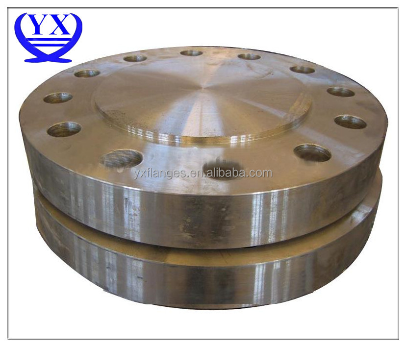 ANSI B16.5 carbon steel blind flanges with lower price