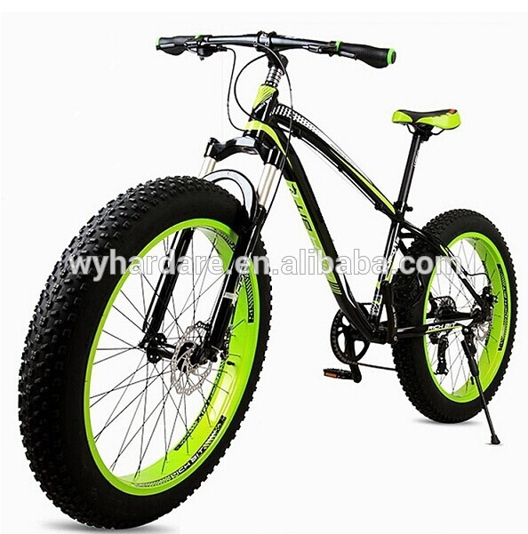 "26"" 7 speed popular Fat bike/Snow Bike/Wide tire beach Cruiser"