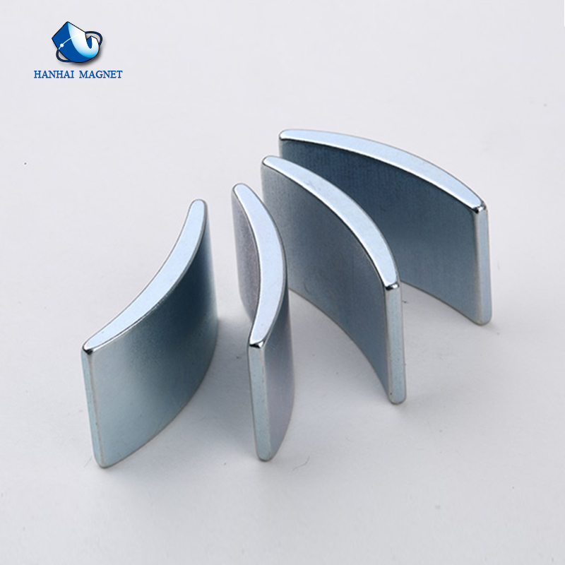China Supplier Custom Rare Earth Motor Magnets