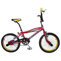 China gold supplier special discount light weight freestyle cheap bmx bike (TF-FSB-015)