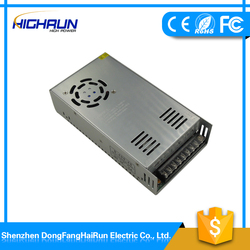 Single output 5V 40A led switching mode power supply 200W