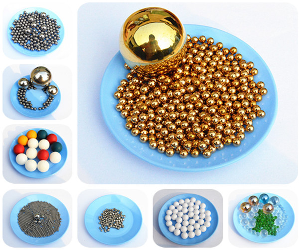 High precision 2.381mm 3.175mm 4.763mm 5.556mm 6.35mm 7.144mm grinding ceramic ball