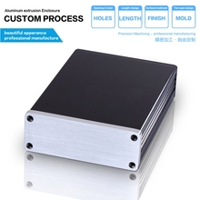 82.8*28.8*100mm aluminum amplifier(amplifier,power amplifier,car amplifier)