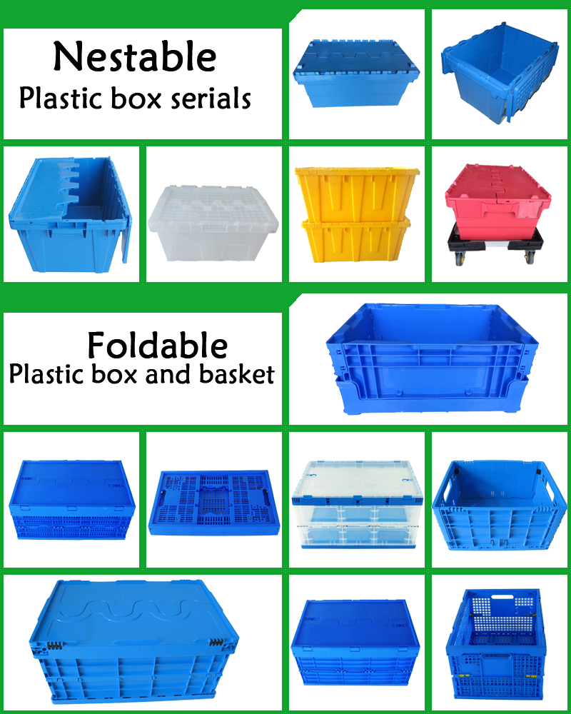 Stackable Attached Lid Containers