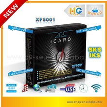 Digtal satellite Receiver Icaro XF 5001 surprise for you