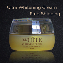 Private label Effective Formula Kojic Acid Whitening Cream for oily skin best skin shine beauty cream
