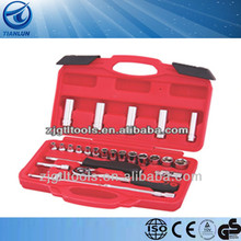 Blow Box Socket Wrench 25 pcs Tool Set