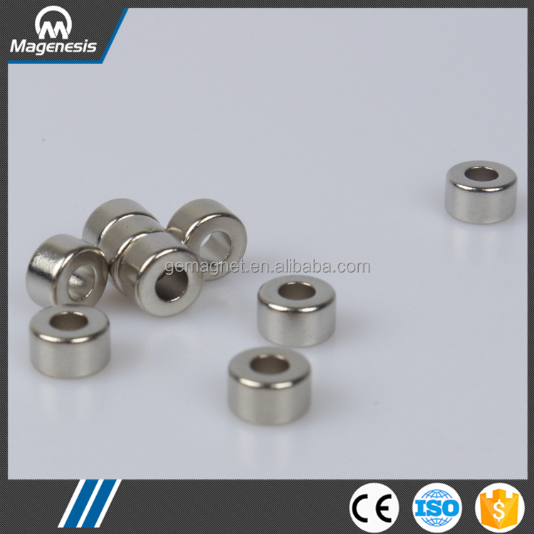 In many styles economic round ndfeb motor magnet for sale
