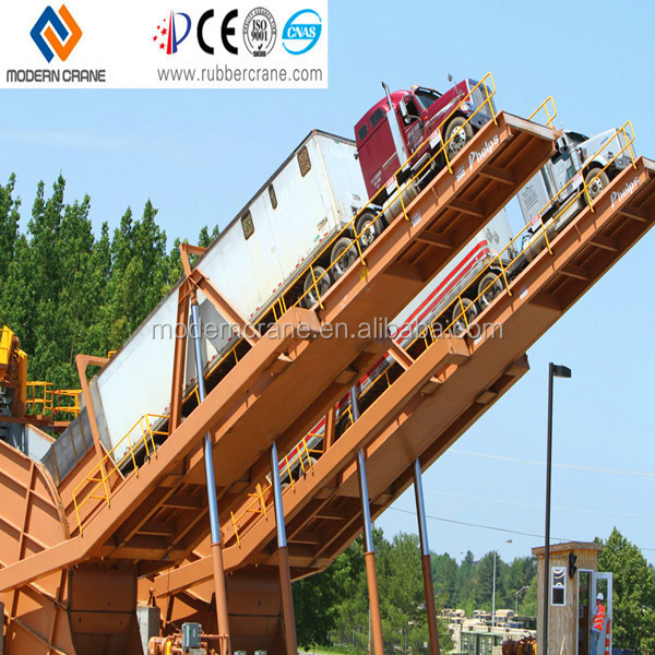40 Container Unloading Equipment Buy 40 Container