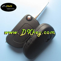 Low Price 1side button flip remote key cover (GT10 blade) for fiat key cover Fiat iveco key