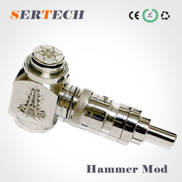 2013 top selling mechanical astro mod ,e cigarette chi you mod18350 hammer mod