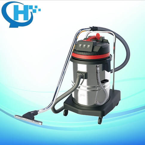 HaoTian 60L stainless steel vacuum cleaner for ear