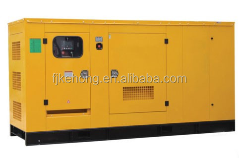 2016 new!Three phase generator price of sound proof generator diesel generator with oem service