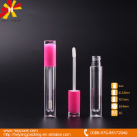 custom empty lip gloss containers
