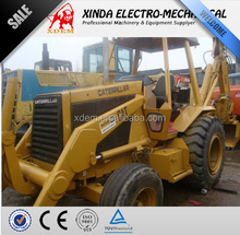 Used CAT Backhoe Loader / Second hand CAT backhoe loader high quality