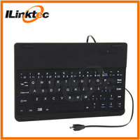 ILINK Ultra thin Black QWERTY Wireless Keyboard usb for smartphone