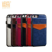 OEM/ODM PU material phone accesories cheap for iphone 6 mobile phone case