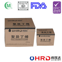 Food grade Polyisobutylene/PIB for chewing gum base