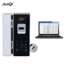 high quality ideal security glass Door Locks for office and shop
