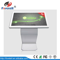 Big size 42 inch touch screen advertising machine/advertising display screen
