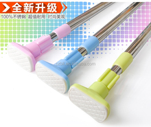 popular retractable telescopic shower curtain rod
