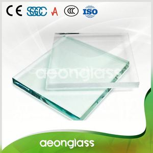 HOT SALE Clear Sheet Float Low Iron Glass