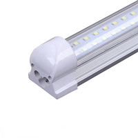 5 Years Warranty 1200mm T8 T5 LED Tube 4ft 18W 22W 25W 30W LED Integrated Tube Light